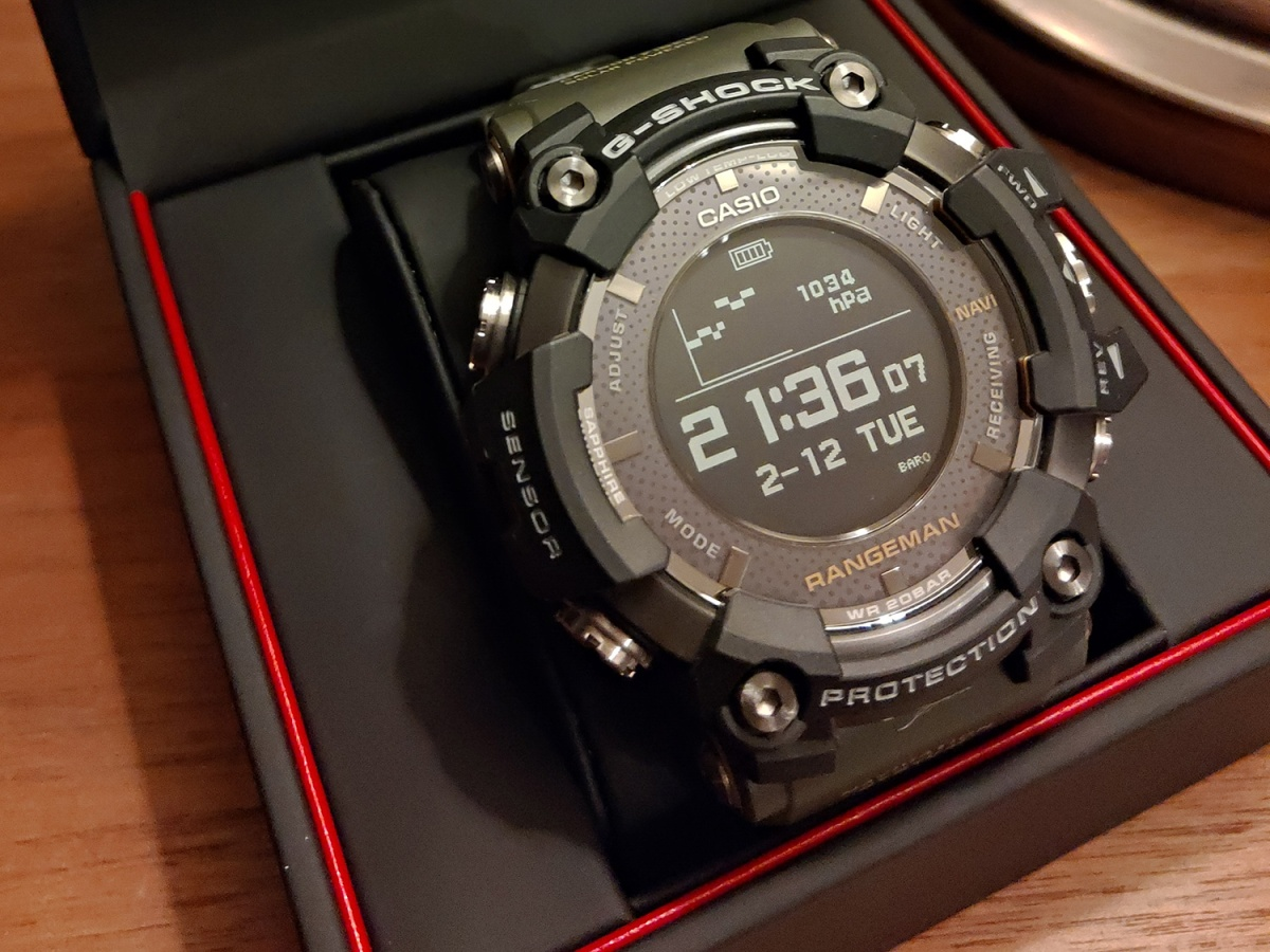 casio rangeman gpr b1000 review what reviewers didn 39 t. Black Bedroom Furniture Sets. Home Design Ideas